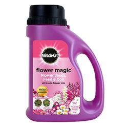 Miracle Gro Flower Magic Pink & White 1KG