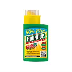 Roundup Weedkiller 140ml + 50% Free