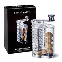 Cole & Mason Wallis Nutmeg Mill