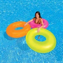 Intex Neon Frost Tubes Rubber Rings