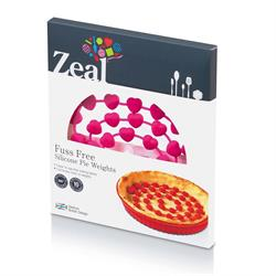 Zeal Silicone Pie Weights Baking Beads