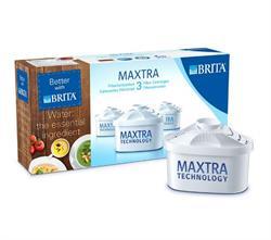 Brita Maxtra Water Filter Cartridges 3 Pack