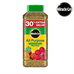Miracle Gro Slow Release Plant Food 1KG with 30% Free