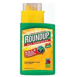 Roundup Liquid Concentrate Weedkiller 280 ml