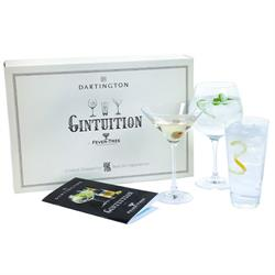 Dartington Gintuition 3 Gin Glass Gift Set