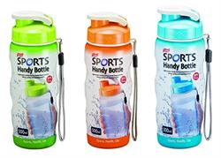 Lock & Lock Sports Handy Bottle with Carry Strap 500ml