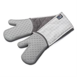 Zeal Silicone Heavy Duty Double Oven Gloves Mitts