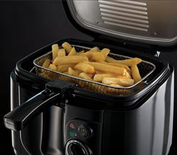 Russell Hobbs Food Collection Maxi Deep Fat Fryer with Window