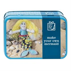 Apples To Pears Make Your Own Mermaid Gift Tin