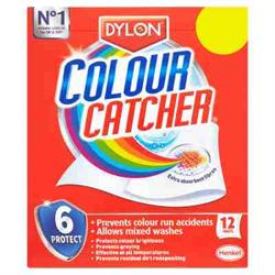 Dylon Colour Catcher 12 Sheets