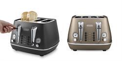 Delonghi Distinta 4 Slice Toasters
