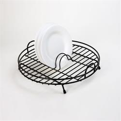 Delfinware Round Dish Drainers