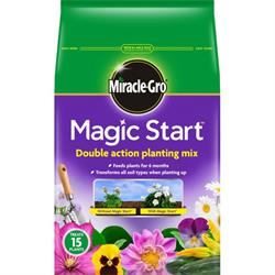 Miracle Gro Magic Start Double Action Planting Mix 5 Litre