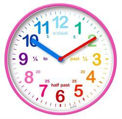Acctim Wickford Kids Wall Clocks