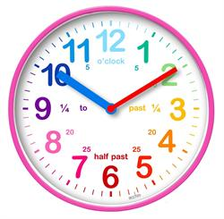 Acctim Wickford Kids Wall Clocks