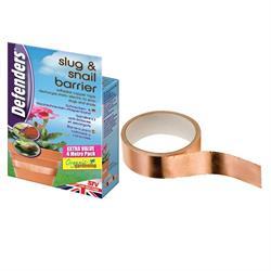 Defenders 4m Slug and Snail Copper Barrier Tape