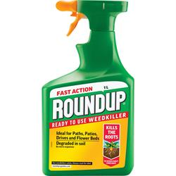 Roundup Ready To Use Weedkiller 1L