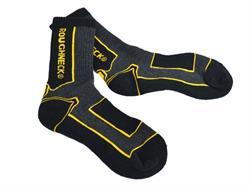 Roughneck twin pack work socks 6-12