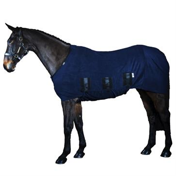 Jams Fleece Stable Horse Rug - Navy