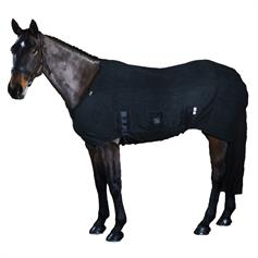 Jams Fleece Stable Horse Rug - Black