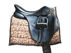 Horse Saddle Pad - Leopard