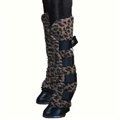 Float Boots - Leopard