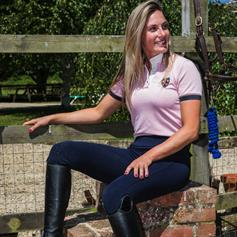 Comfort Sports Breeches - Navy