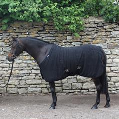 Show Rug - Fully Lined - Black