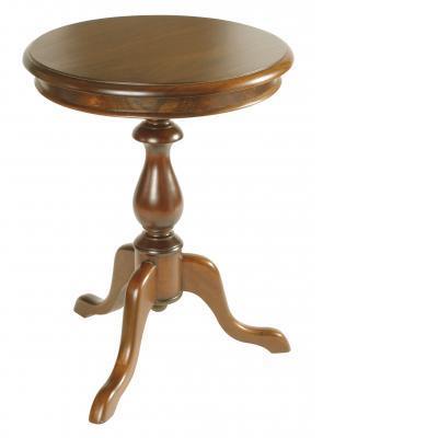 Wine Table Mahogany