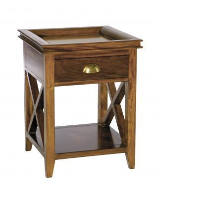 Oxford Lamp Table