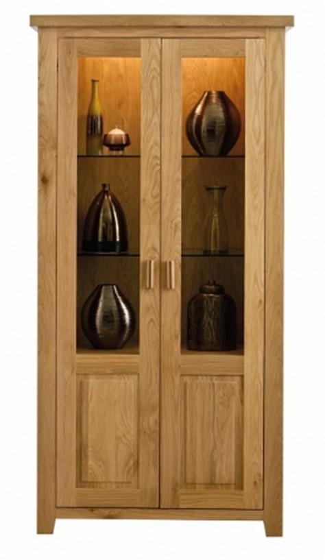 Morris - Eclipse - 2 Door Display Cabinet