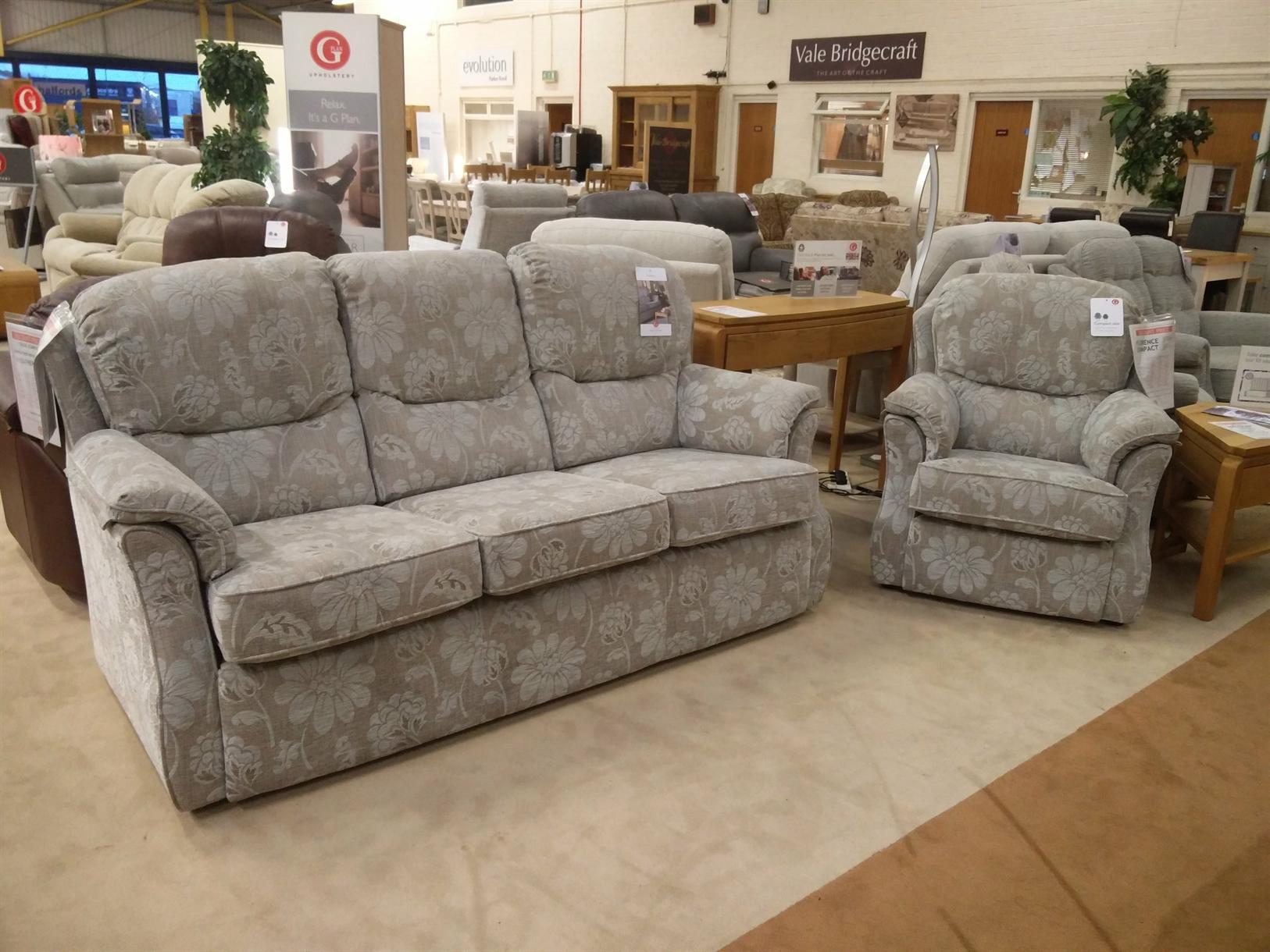 G Plan - Florence - 3 Seater, Chair