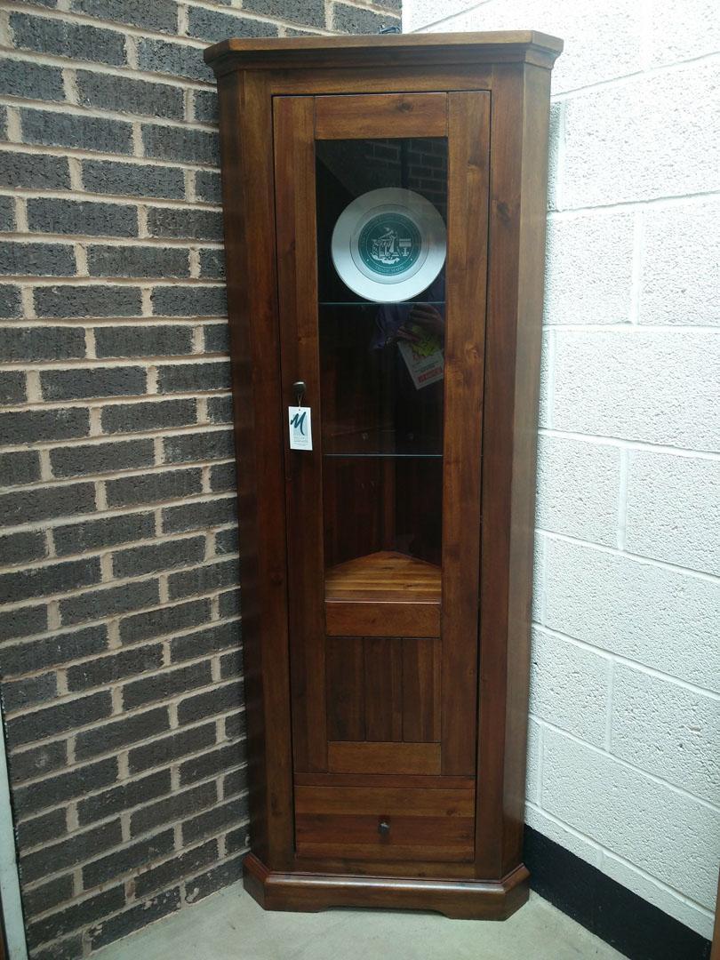 Morris - Orleans - Corner Display Cabinet