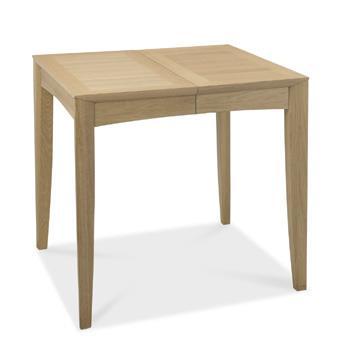 Copenhagen 2-4 Seater Extending Table in Oak