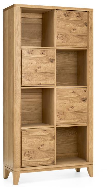 Hyde Park Storage/Display Bookcase