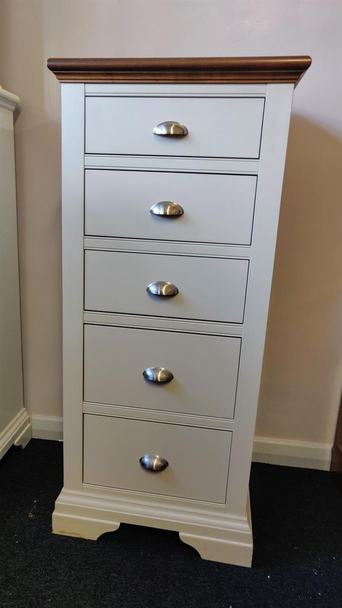 Bentley Hampstead 5 Drawer Tall Chest
