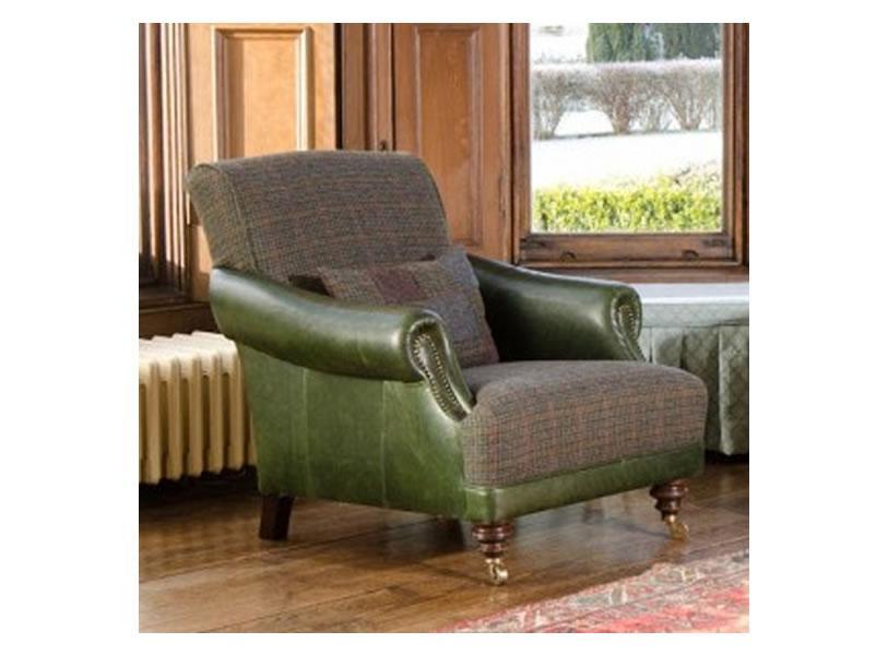 Tetrad - Harris Tweed - Taransay Ladies Chair