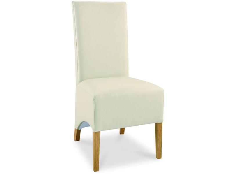 Bentley Designs - Ivory Wing Back Dining Chair