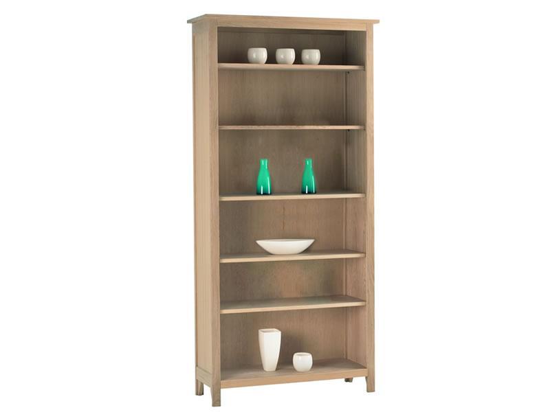 Corndell - Nimbus Range - 5 Shelf Bookcase