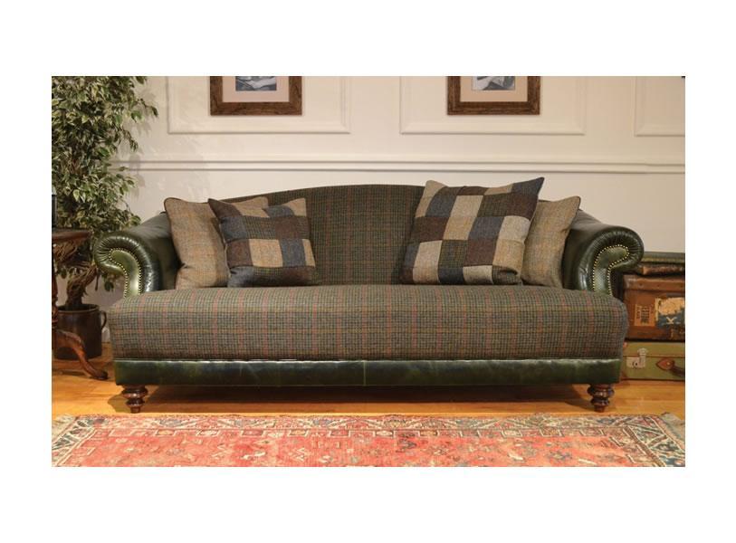 Tetrad Harris Tweed Taransay Sofa From Stoneman Bowker Ltd