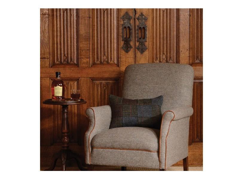 Tetrad - Harris Tweed - Bowmore Chair