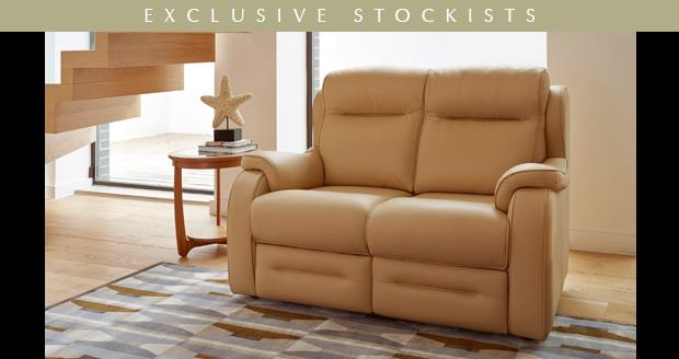 Parker Knoll - Boston Leather Two Seater Sofa
