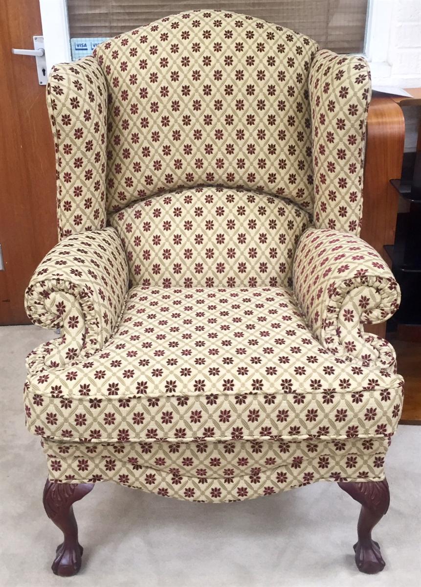 Bridgecraft - Glendale - Wing Chair