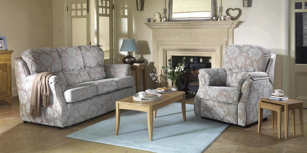 GPlan- Florence 3 Seater Sofa and Armchair