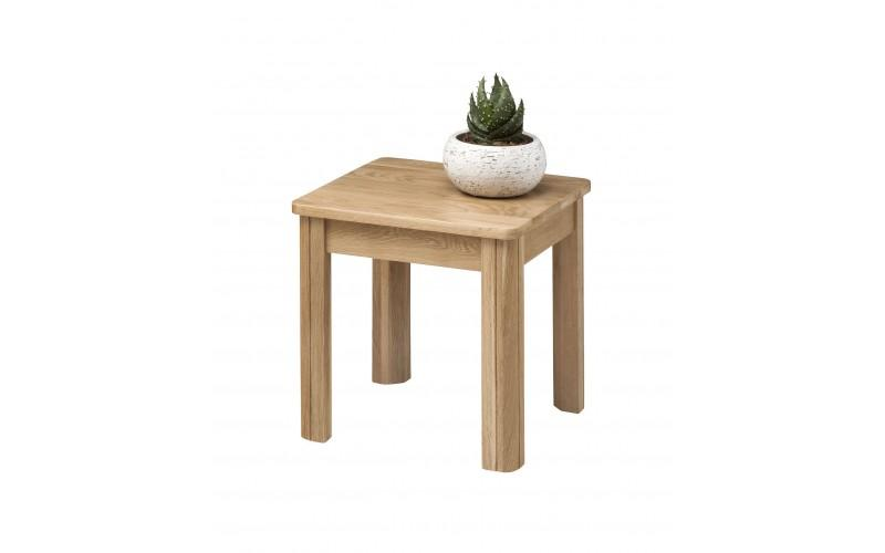 Oaky- Lamp Table