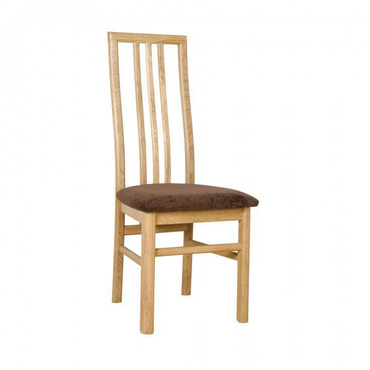 Gola- Bergen Oak- Tall Back Dining Chair
