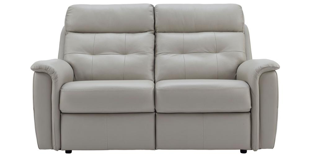 GPLan- Marple 3 Seater Leather Sofa