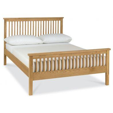 Georgia- High Foot Double Bedstead