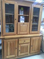 G Plan - Heritage - Large Display Cabinet