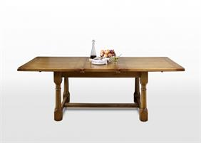 Wood Bros- Chatsworth Extending Dining Table
